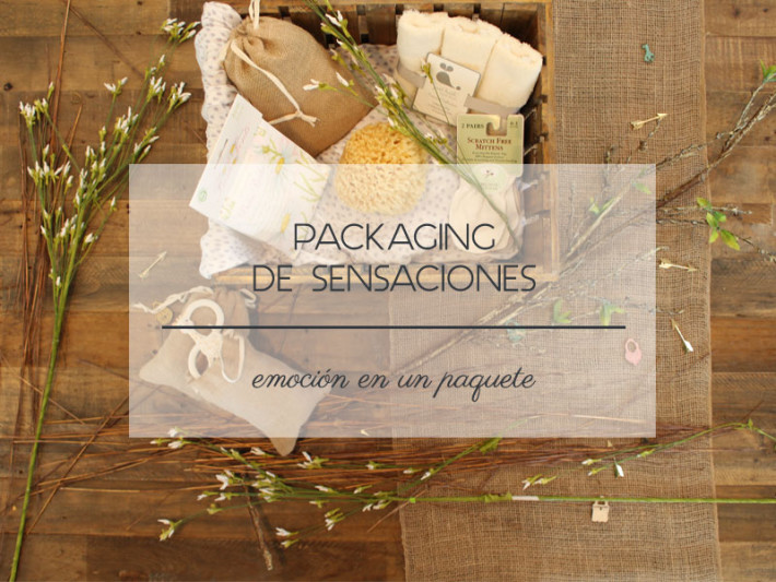 Packaging de sensaciones