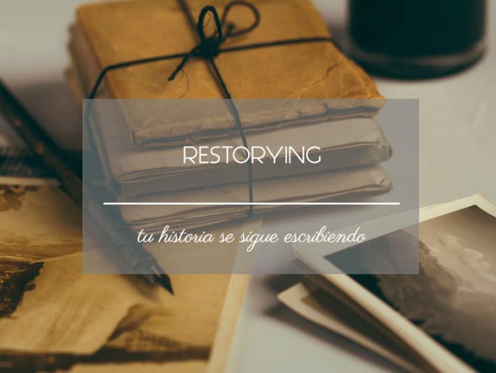 Restorying