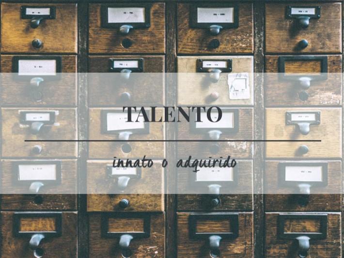 Arantxa Isidoro talento-innato-adquirido